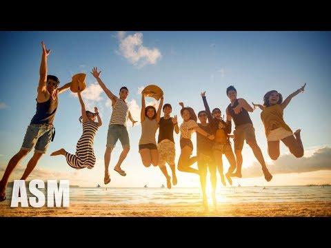 Motivational Pop Rock Instrumental / Uplifting Background Music - by AShamaluevMusic