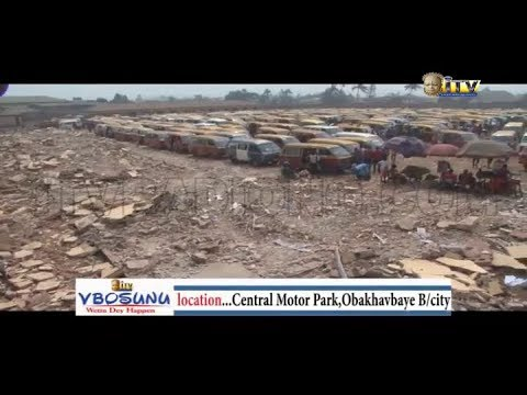 VBOSUNU: BENIN CENTRAL MOTOR PARK