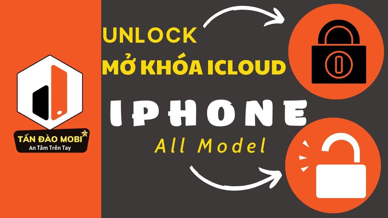 Hướng Dẫn Mở Khóa iCloud iPhone X Bằng Phần Mềm Đơn Giản Nhất