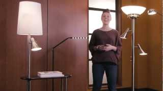 Types of Floor Lamps - How to Buy a Floor Lamp Lamps Plus