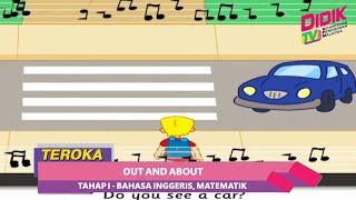 Teroka (2021) | Tahap I: Literasi & Numerasi: Bahasa Inggeris, Matematik – Out And About