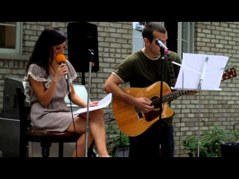 Marry Me (Train) Cover - Carly Taylor & Chris Guyot