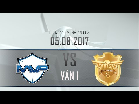 [05.08.2017] MVP vs Ever 8 [LCK Hè 2017][Ván 1]