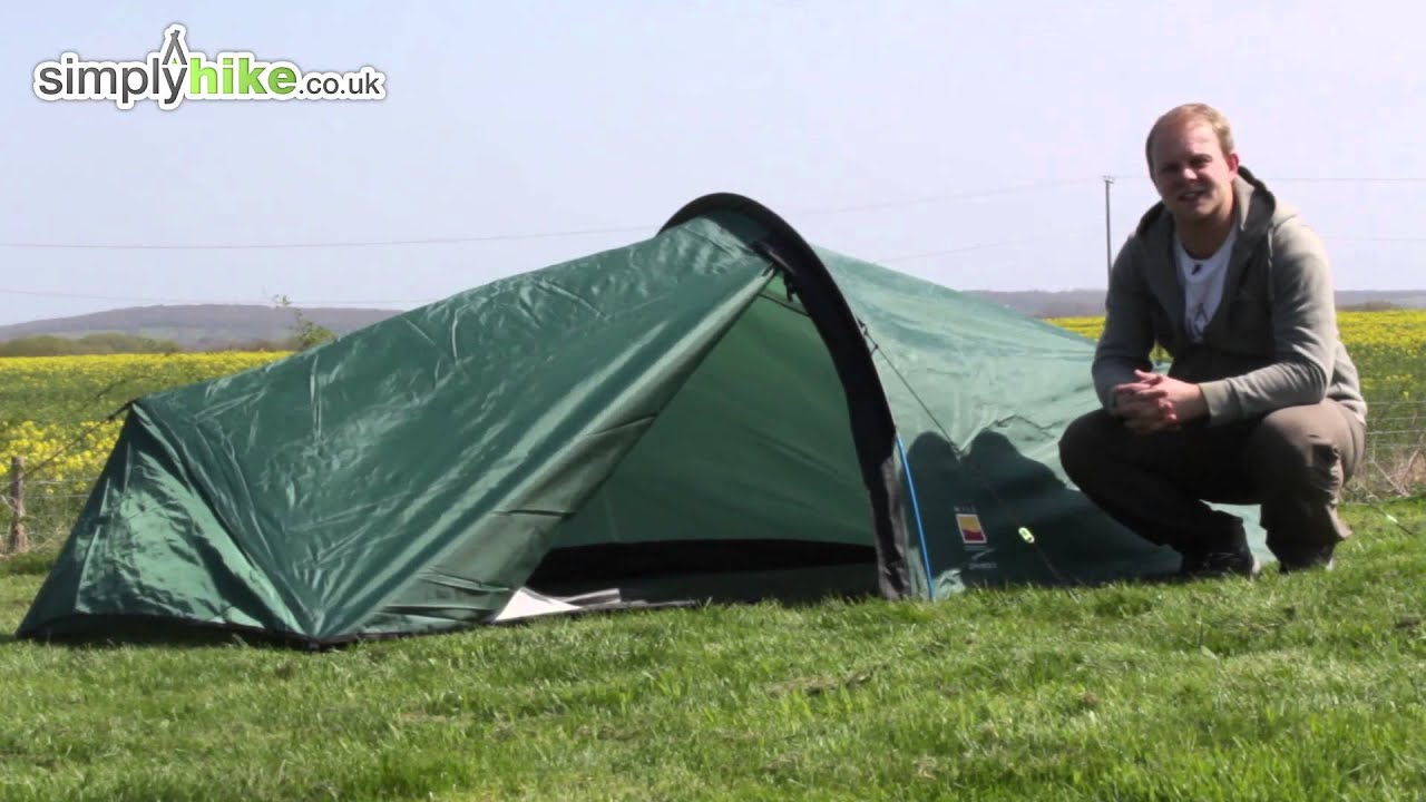 & Wild Country Zephyros 2 Tent - www.simplyhike.co.uk - YouTube