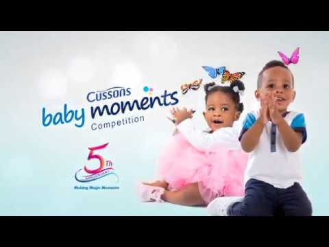 Cussons Baby Moments 5