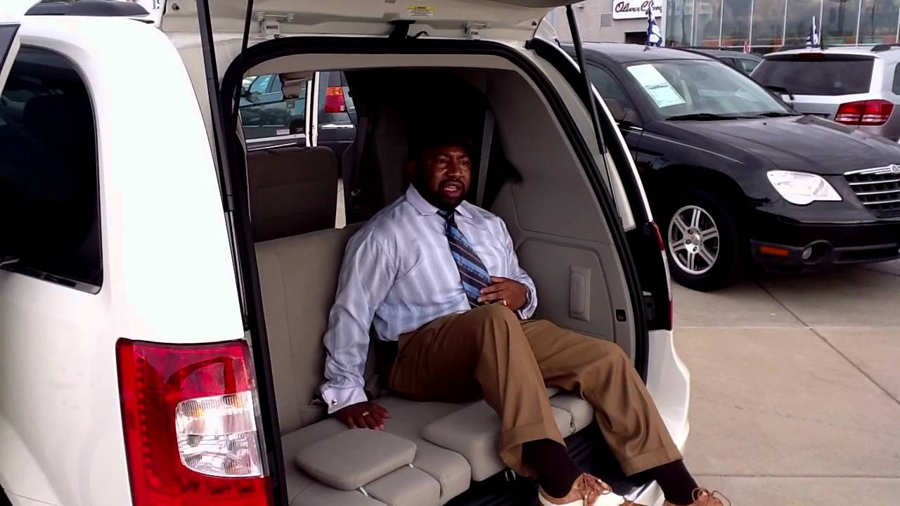 2011 Chrysler Town & Country Touring At Oliver C Joseph