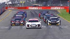 Audi Sport R8 LMS Cup 2018 Round 1 Full Race
