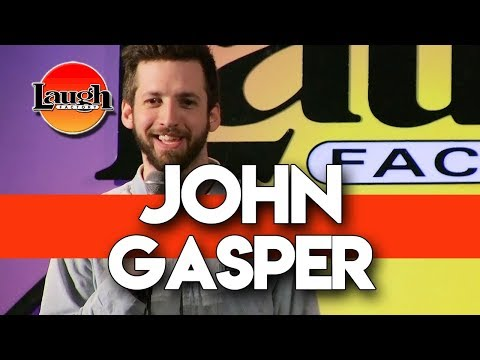 John Gasper | Middle School Counselor | Laugh Factory Chicago Stand Up Comedy