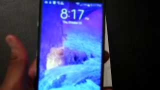 Samsung Galaxy Note 4 TouchWiz Software