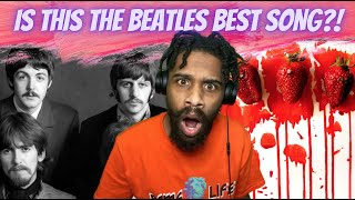 The Beatles - Strawberry Fields Forever REACTION
