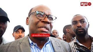 Kauli ya kwanza ya mrithi wa Nassari,baada ya wagombea  wengine kumi kukosa sifa