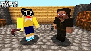 Minecraft Nobita Và Ngày Tận Thế Tập 2 - Gặp Được Người Con Sống Tốt Bụng !!