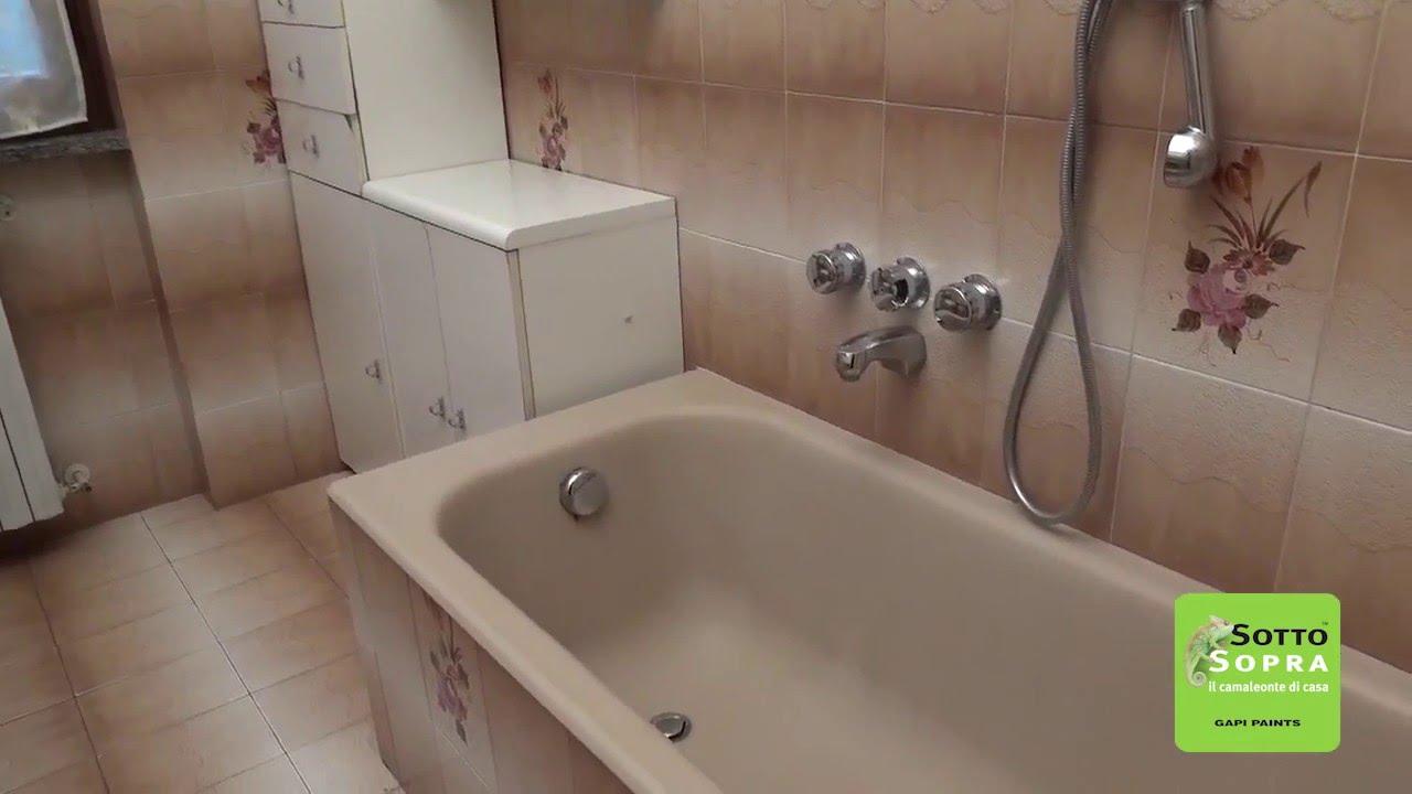 Smaltare Vasca Da Bagno Prezzi : Ceramizzante smalto per vasca da bagno youtube