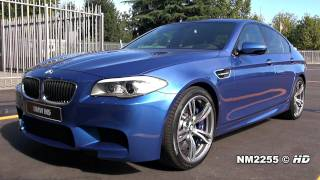 BMW M5 F10 Exhaust Sound - Start and Revs!
