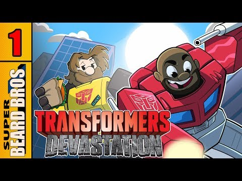 auto-bros-roll-out- -transformers-devastation- -let's-play-ep.-1- -super-beard-bros.