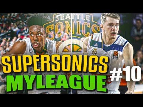 END OF SEASON 2!! COLLIN SEXTON ROTY?! NBA 2K17 SEATTLE SONICS EXPANSION MYGM #10