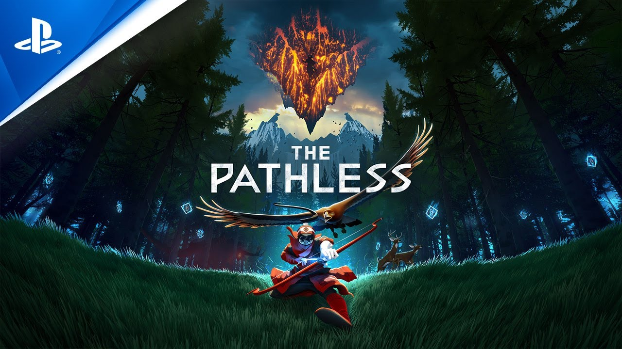 The Pathless - Gameplay Walkthrough   PS5 - YouTube
