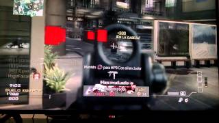 Repeat youtube video (Ps3) MW3 Hack FROST ENGINE .AIMBOT , REDBOX. UAV