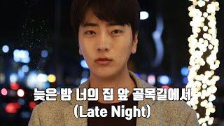 [MV Cover] Noel(노을)  Late Night(늦은 밤 너의 집 앞 골목길에서)