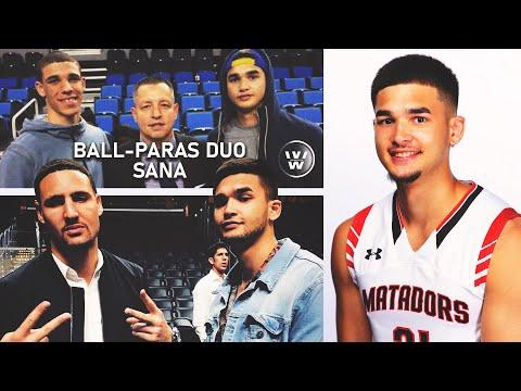 Ang TUNAY na Nangyari sa Career ni Paras sa US | Lonzo Ball- Kobe Paras Duo SANA at STAR sa CSUN