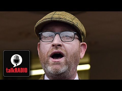 Paul Nuttall Interviewed by Julia Hartley Brewer  - Part 1 | talkRADIO