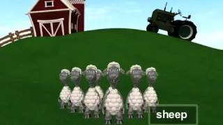 Английский для детей   животные песня