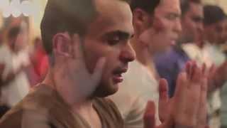 """محمود محيى يطلق فيديو كليب """"سبحان من عنت الوجوه لوجهه"""" (فيديو)"""