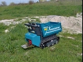ASOMBROSO Mini Dumper Oruga MESSERSITCH-05!!