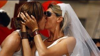 هل يؤثر تأييد أوباما لزواج المثليين على سباقه الرئاسي؟