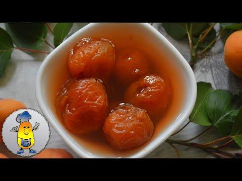 Абрикосовое варенье с ядрами косточек по азербайджански: СУПЕР рецепт