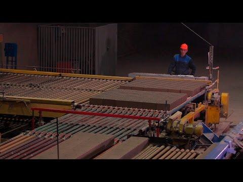 Сделано в Кузбассе HD: Производство кирпича
