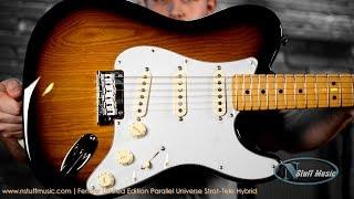 Fender Limited Edition Parallel Universe Strat-Tele Hybrid