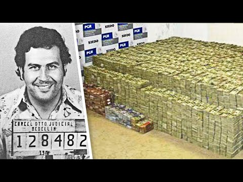 Richest Drug Dealer Of All Time| Narcos: Pablo Escobar