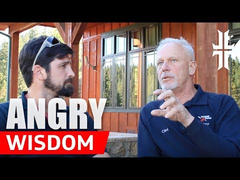 ANGRY WISDOM with Vietnam Vet and Legend Clint Smith + Funny Intro