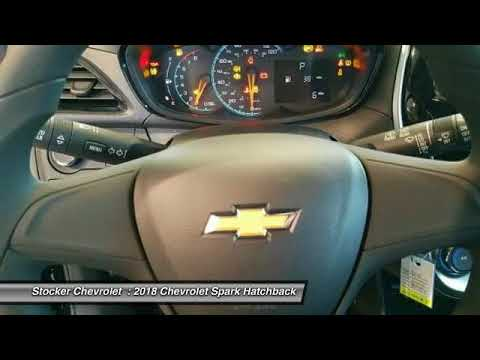 Awesome 2018 Chevrolet Spark State College PA 204487. Stocker Chevrolet