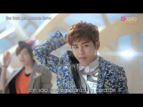Infinite - Man In Love (sub español) HQ