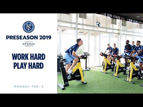 Preseason 2019 | Work Hard, Play Hard