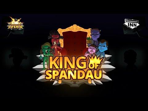 TRS, CSX, BDB, CL: King of Spandau - Winter 2017 - Cup #07