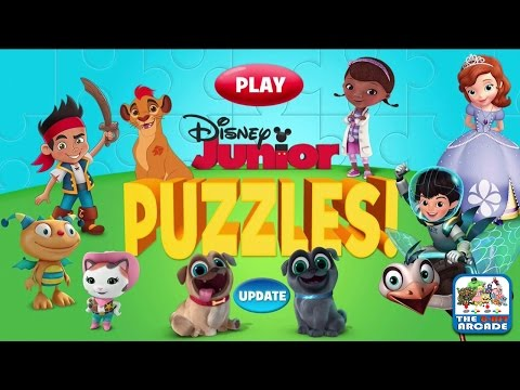 Disney Junior Puzzles – Solve Jigsaw Puzzles to watch the Clips (Disney Jr. Games)