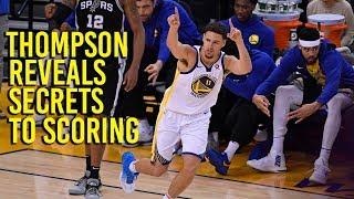 NBA Playoffs: Thompson reveals secret of scoring success thumbnail