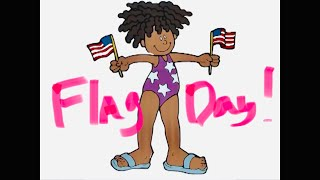 Flag Day Song for Kids (FREE LYRICS BELOW) DidiPop Kids Music