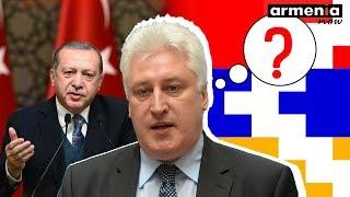 Окончательно опозорился: «эксперт» считающий Карабах оккупированным,  критикует Эрдогана из-за Крыма