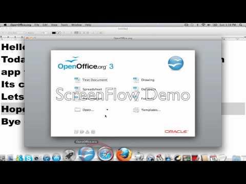 OpenOffice 2011 Free Download