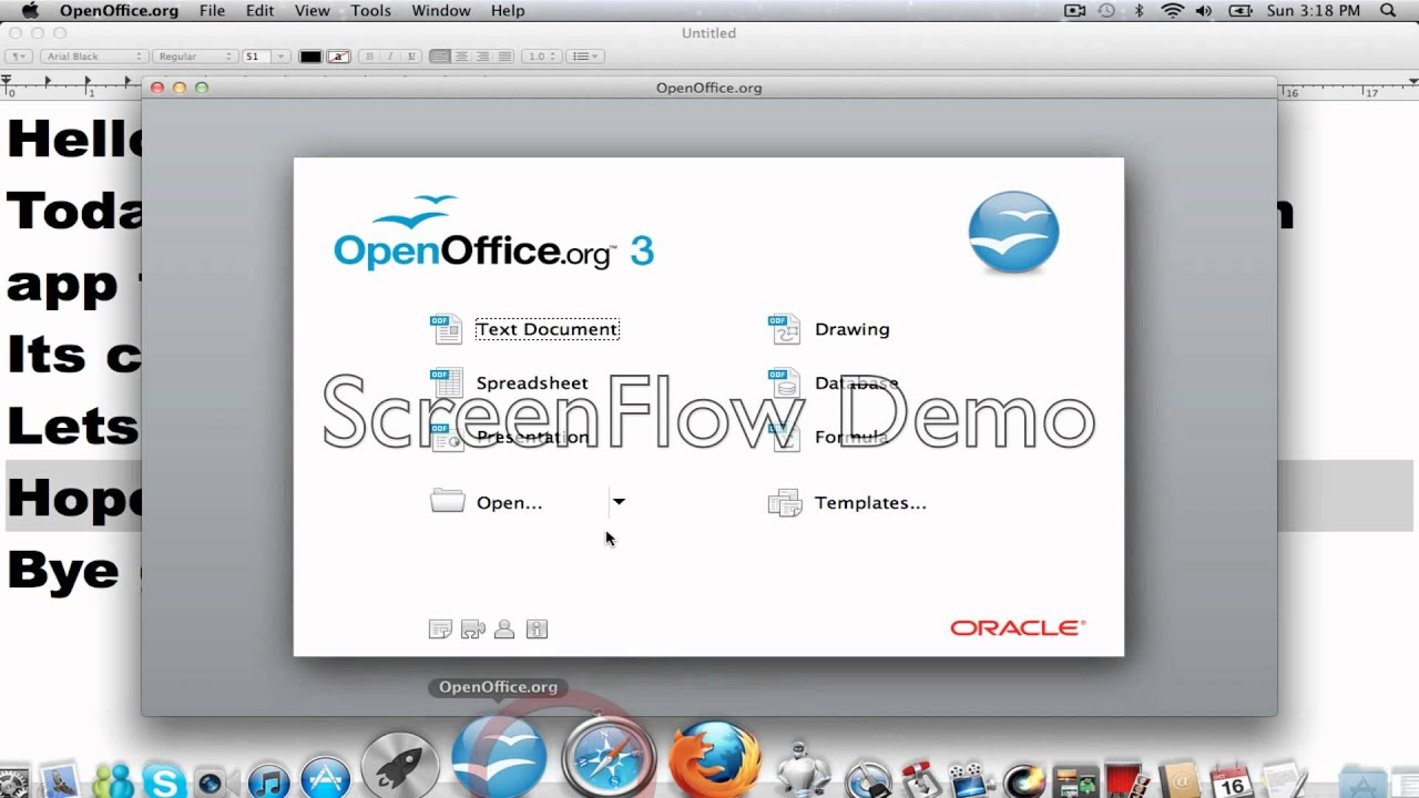 Openoffice 2011 free download youtube - Open office free download for windows 8 ...