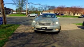 Автомобили из Америки на запчасти. Туркменистан. Lexus ES(, 2017-04-14T23:05:08.000Z)