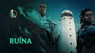Ruína | Animação dą Temporada 2021 – League of Legends
