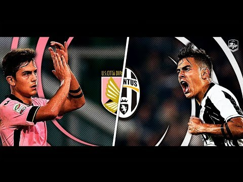 Dybala in Palermo vs Dybala in Juventus | HD