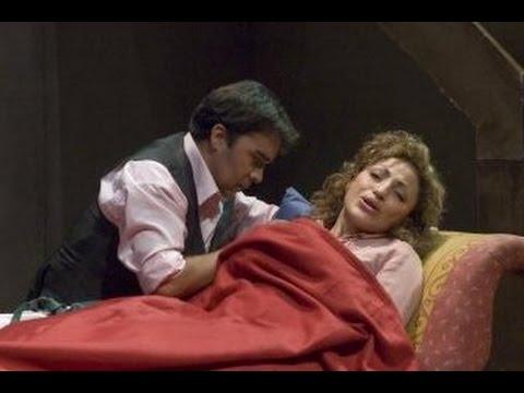 """The Famous """"Tenor Tito Beltran"""" y Soprano Cristina Gallardo-Domâs - La bohème (Puccini)"""