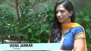 Actress Veena Jamkar Reveal Her Journey With Loksatta