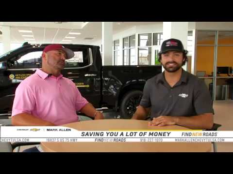 Gmc Dealer Tulsa >> Mark Allen Chevrolet Tulsa Is A New And Used Chevrolet